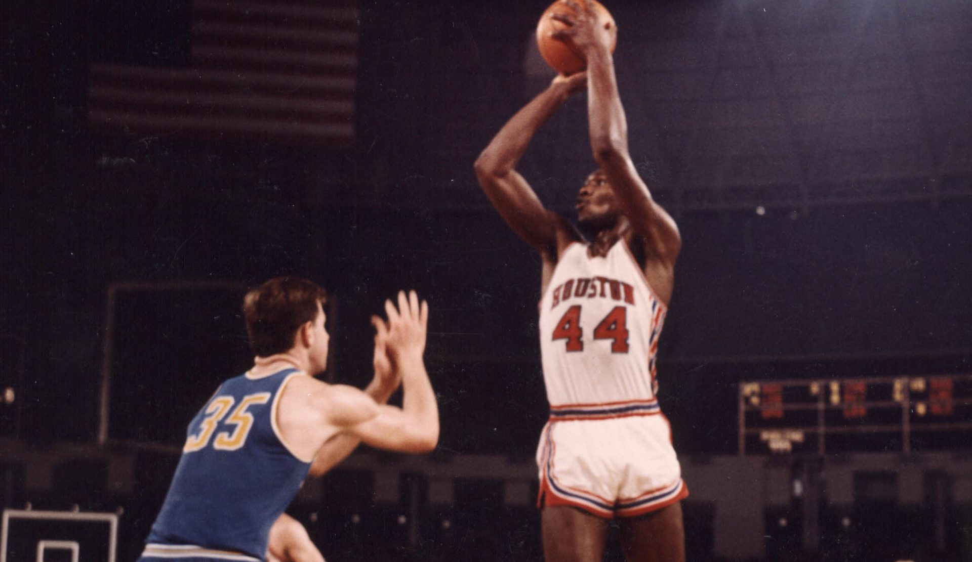 Elvin Hayes (Houston, 1965 1968)