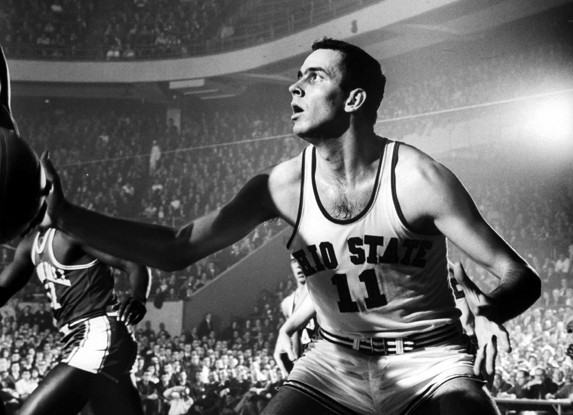 Jerry Lucas (Ohio State, 1959-1962)