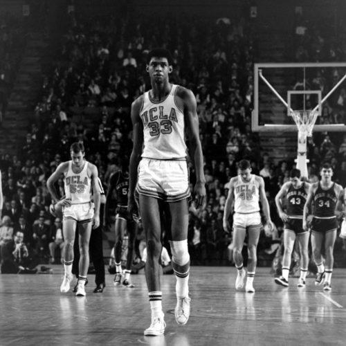 Kareem Abdul-Jabbar (UCLA, 1966-1969)