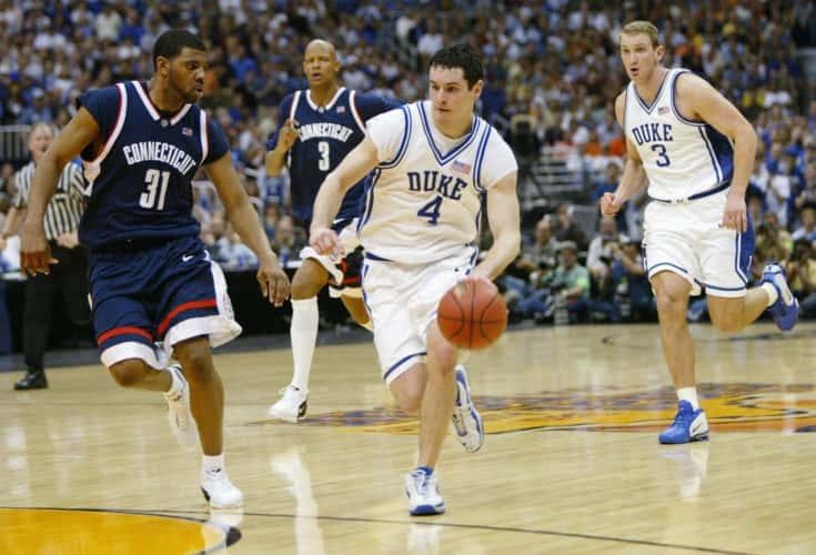 JJ Redick (Duke, 2002-2006)