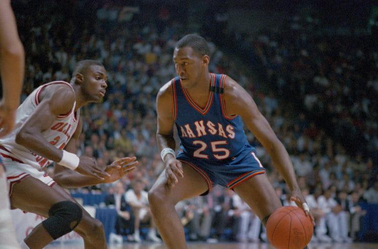 Danny Manning (Kansas, 1985-1988)