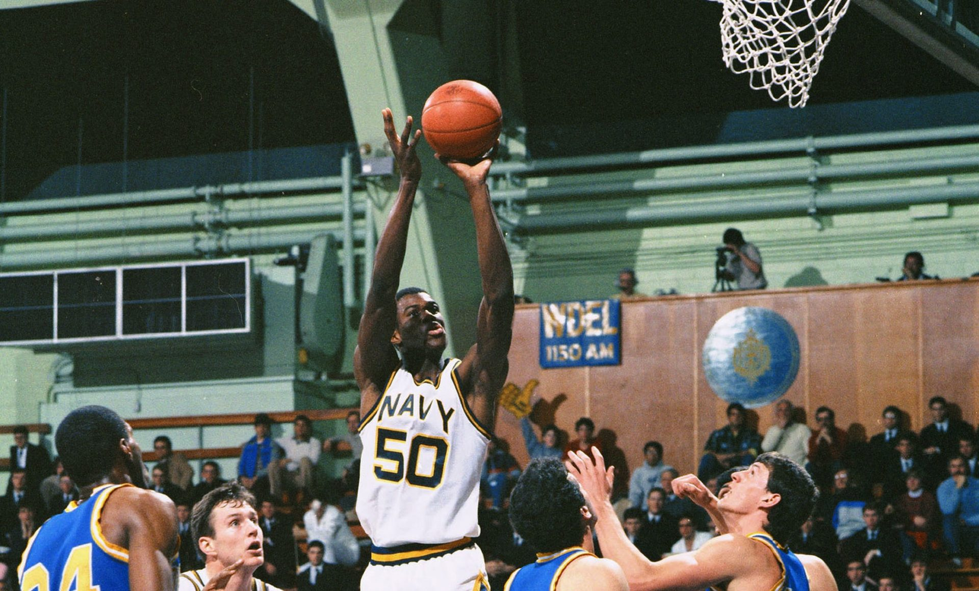 David Robinson (Navy, 1983 1987)