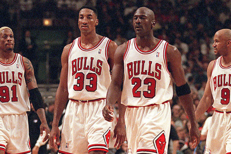 The Best NBA Teammates Of Michael Jordan - Who's Your Favorite?