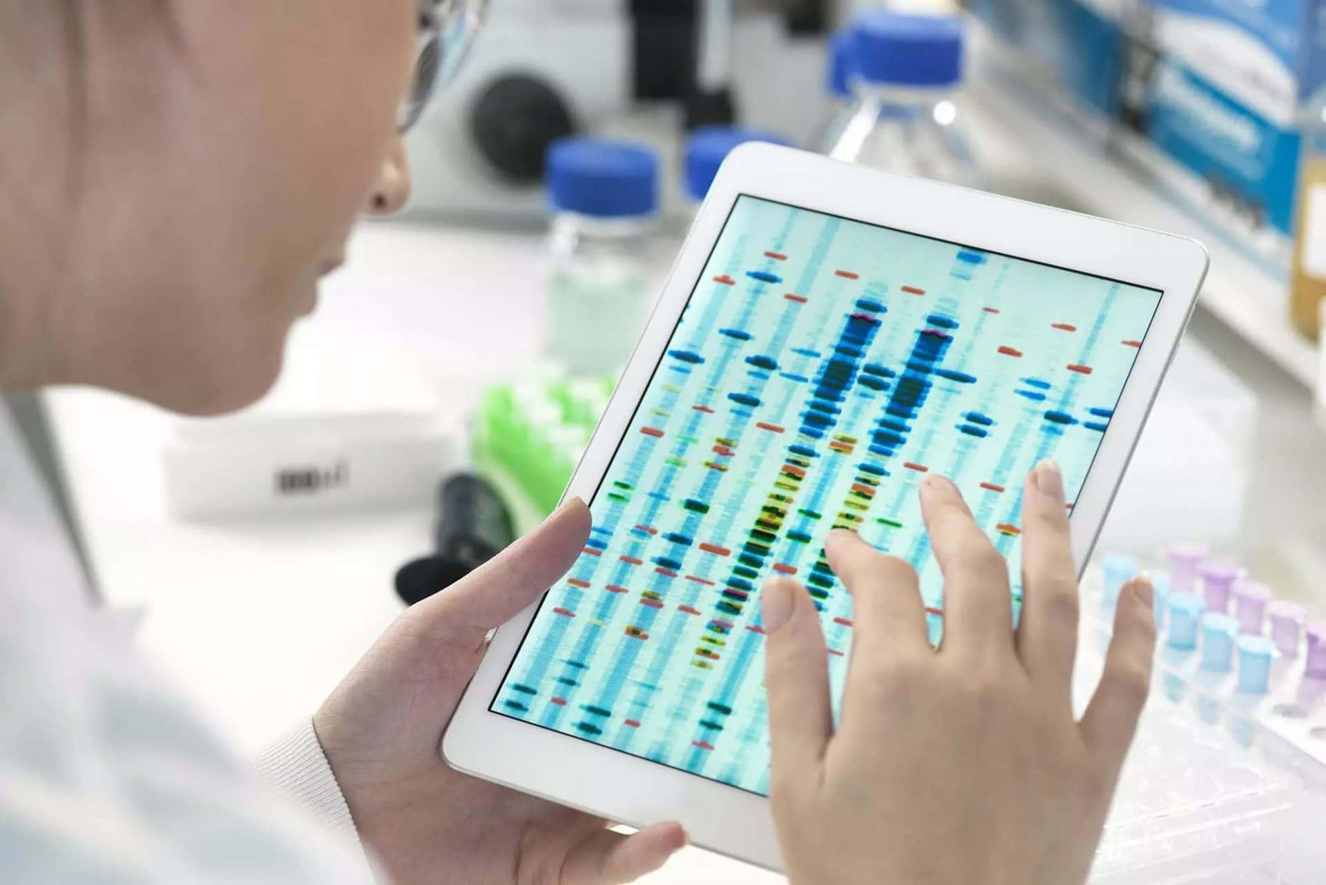 Os Genomas Dos Humanos Modernos