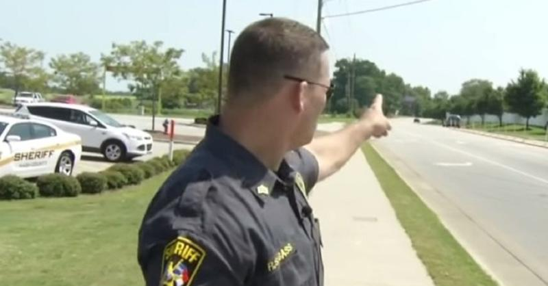 The Shocking Reason This Cop Stopped A Woman Who Was Just Walking To Work