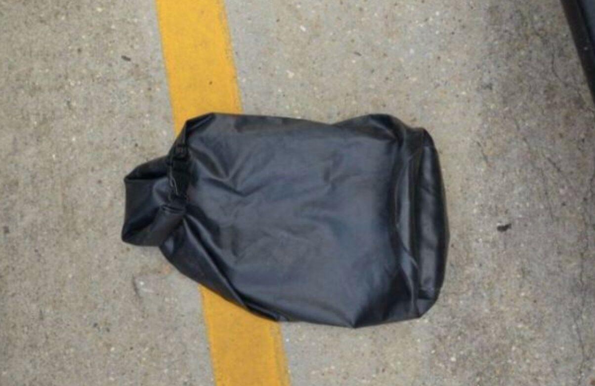 Eine Kleine Schwarze Tasche
