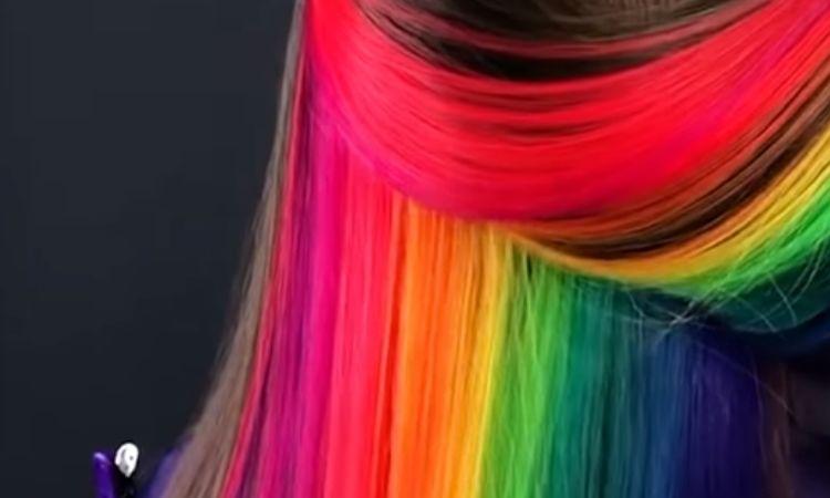 Sfumature arcobaleno