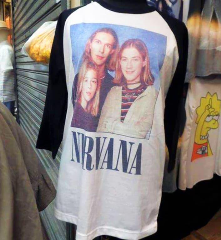 Wrong Nirvana