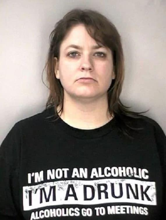Nope, Not An Alcoholic