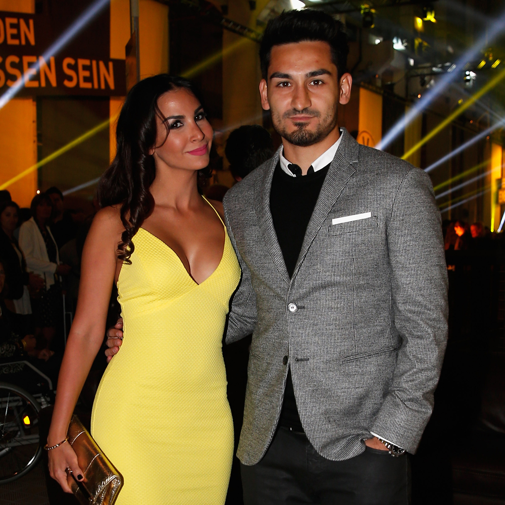 Nuri Sahin And Tugba Sahin