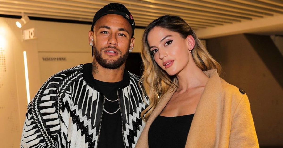 Neymar And Natalia Barulich