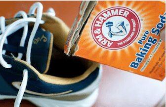 Per pulire le scarpe