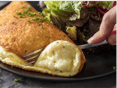 Per rendere un'omelette più soffice