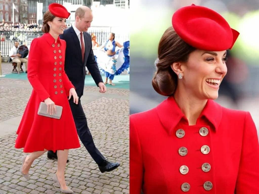 Robe Rouge étincelante