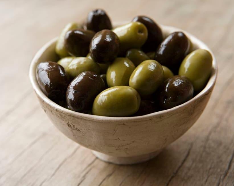 Oliven In Dosen