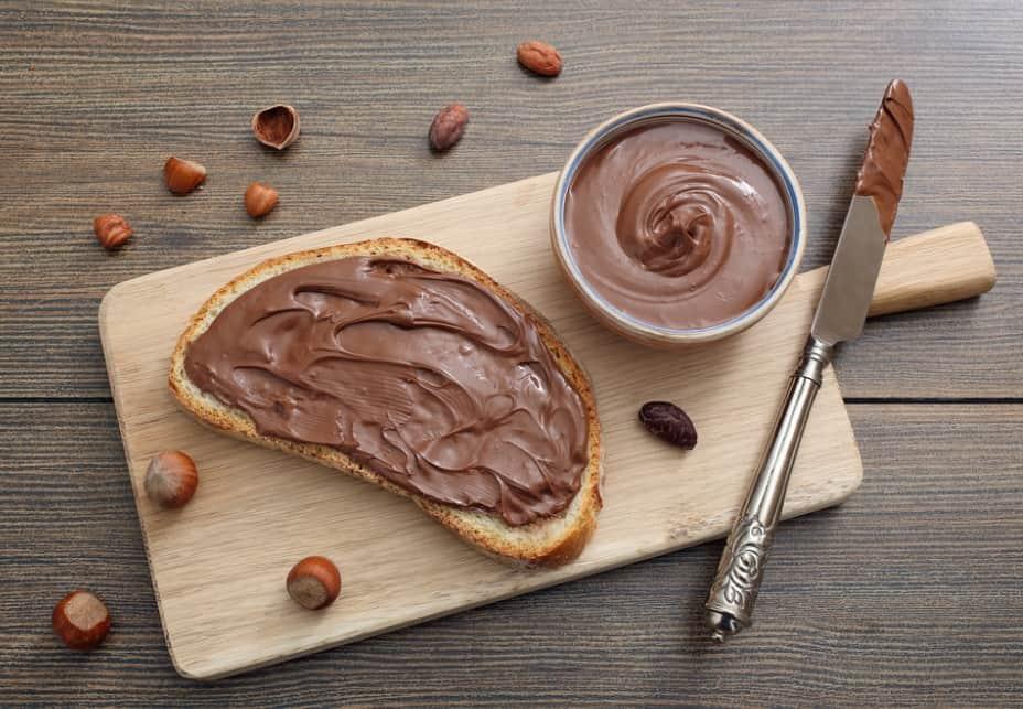 Schokoladenaufstrich