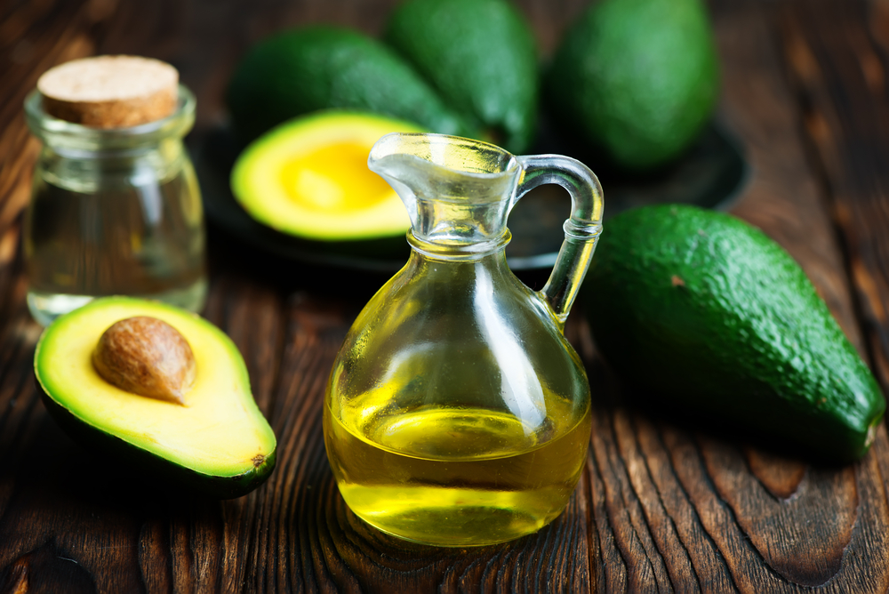 Avokado Öl