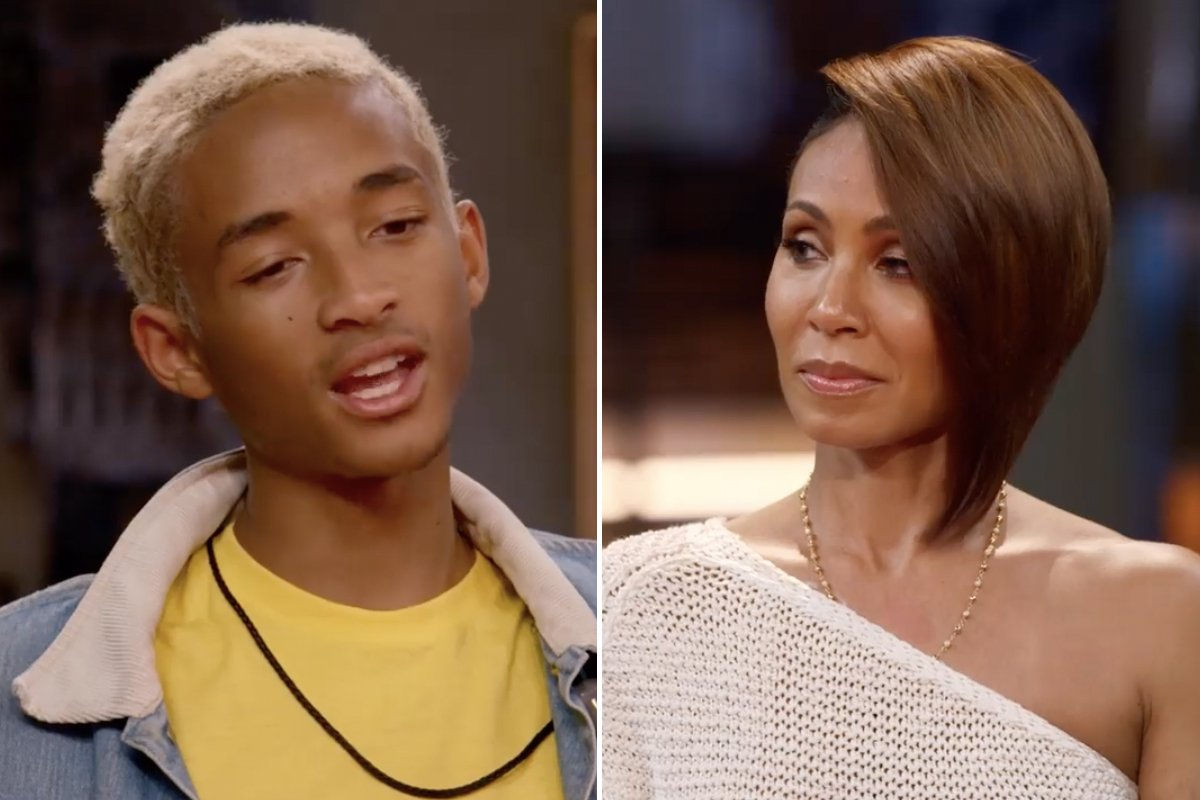 Jada Pinket Smith Reveals The Heartbreaking Request Made By Her Son Jaden