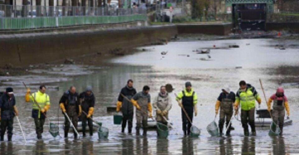 Os Segredos De Paris Que Estavam Escondidos No Canal Da Cidade