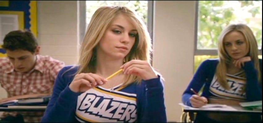 Jennifer Holland Then