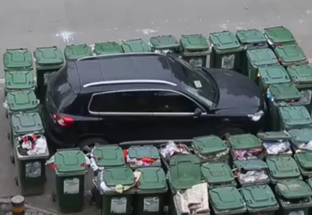 Trash Parking
