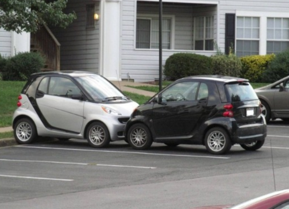 Smart Cars Once Again