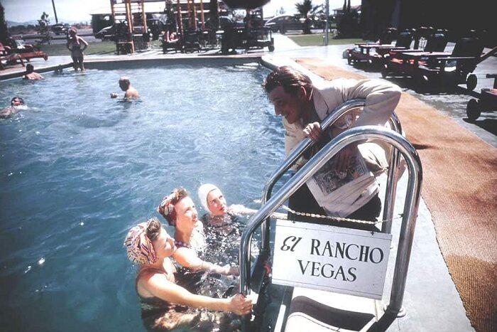 Las Vegas' First Casino El Rancho Vegas