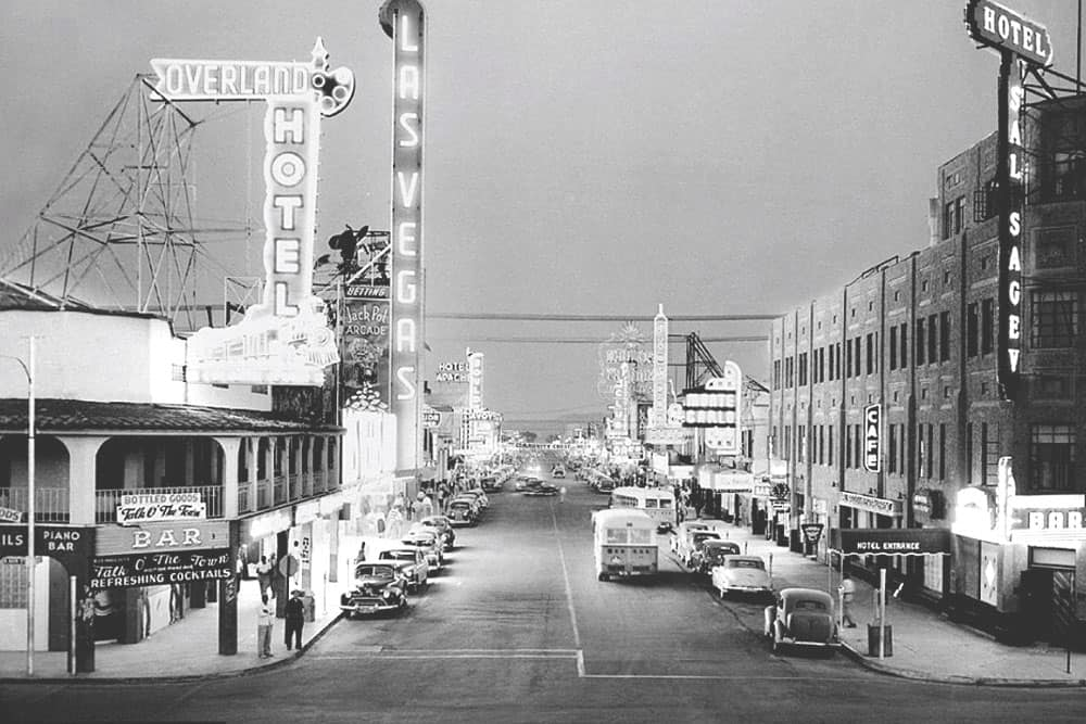 The First Days Of Fremont Street