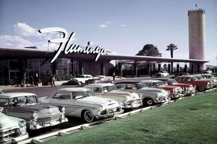 The Flamingo During The 1950s