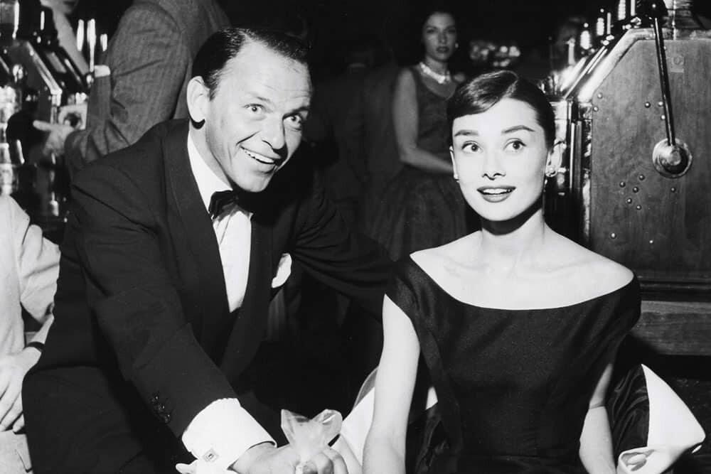 Audrey Hepburn In A Vegas Casino