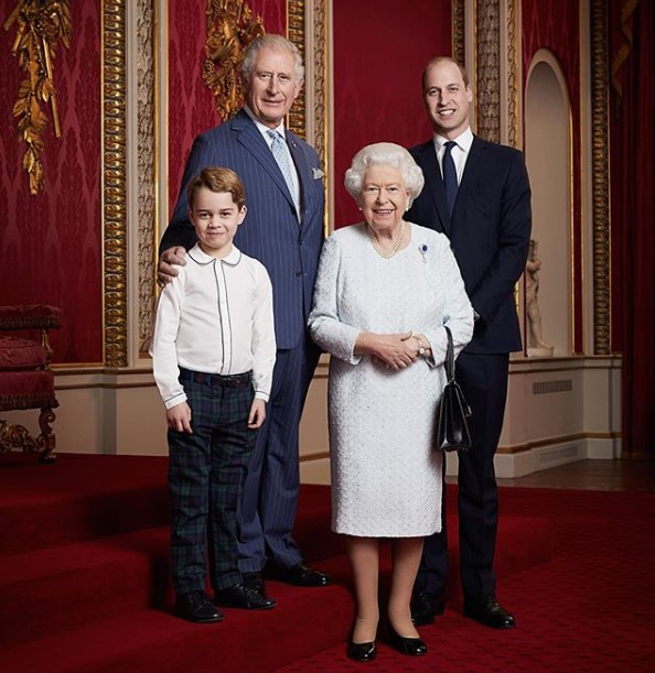 The Most Recent Royal Picture