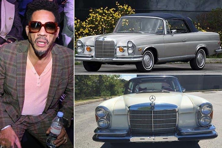 Joey Starr A Choisi Une Mercedes
