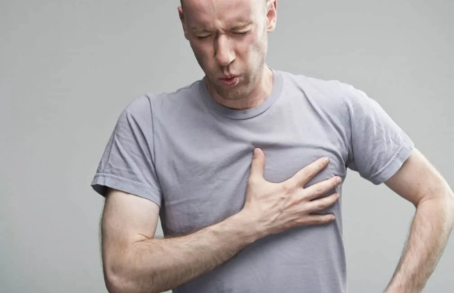 Beschwerden In Der Brust