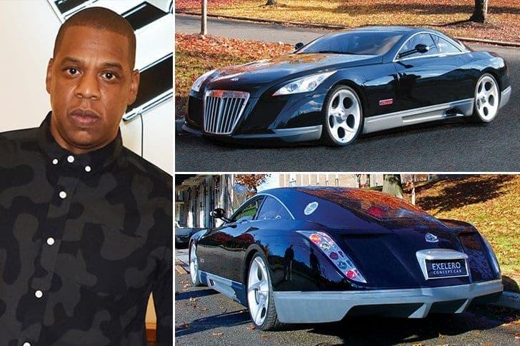 La Maybach Exelero De Jay Z