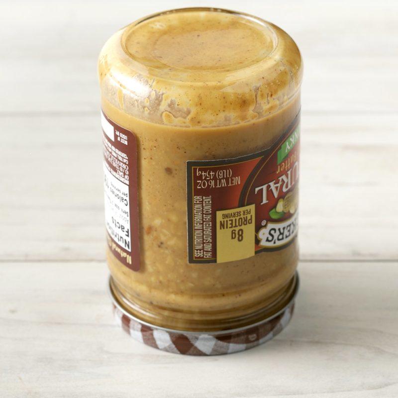 L'huile Contenue Dans Le Beurre De Cacahuètes