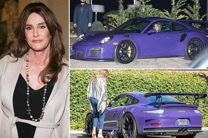 La Porsche GT3 RS De Caitlyn Jenner