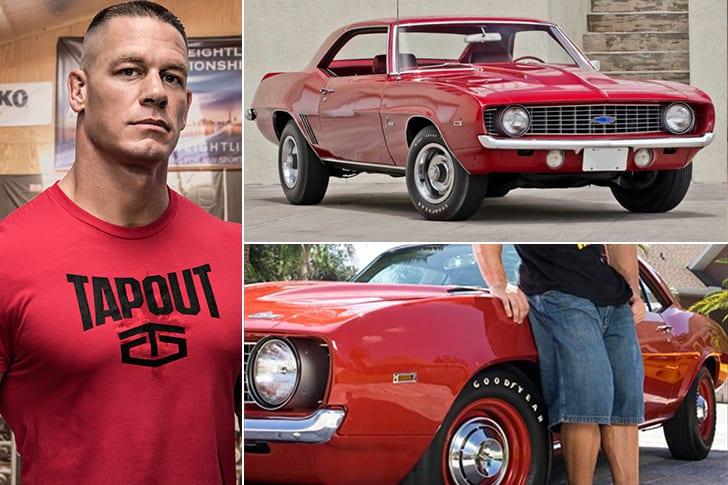 La Chevrolet Camaro De John Cena