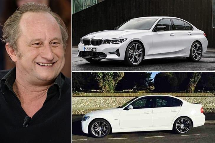 Une BMW Pour Benoît Poelvoorde