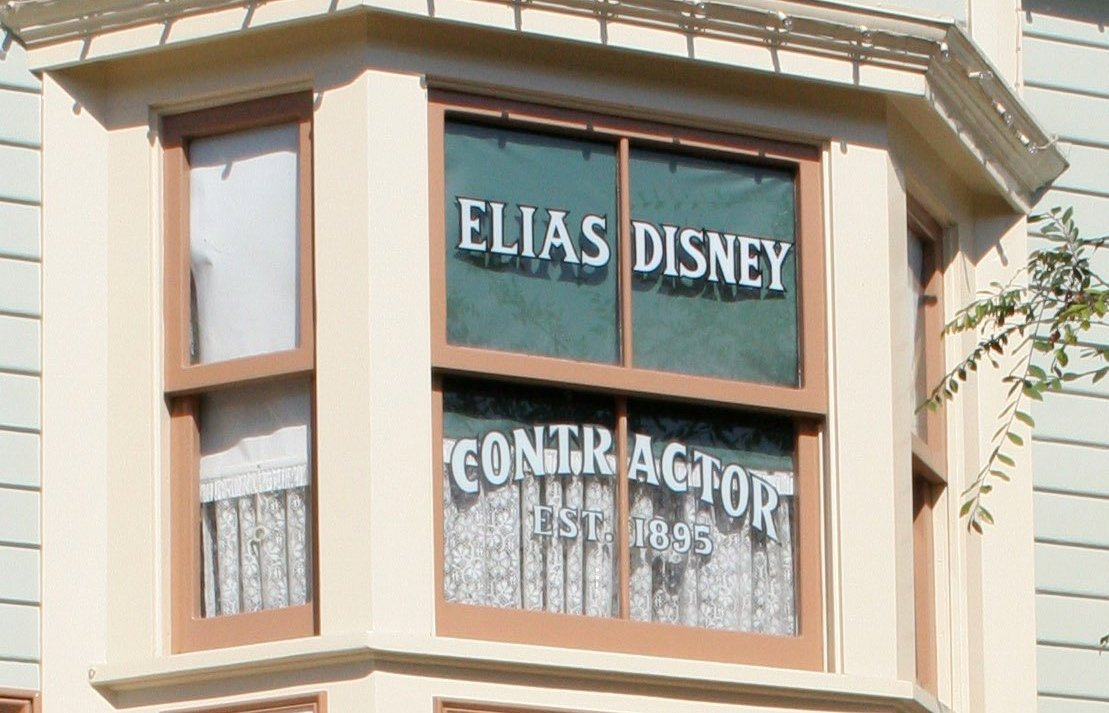 Main Street Windows Are Named For Legends