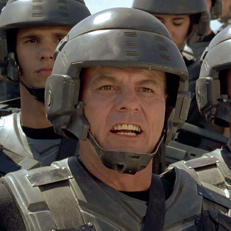 Michael Ironside As Jean Rasczak