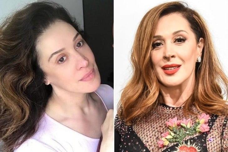 Cláudia Raia – 52 Anos
