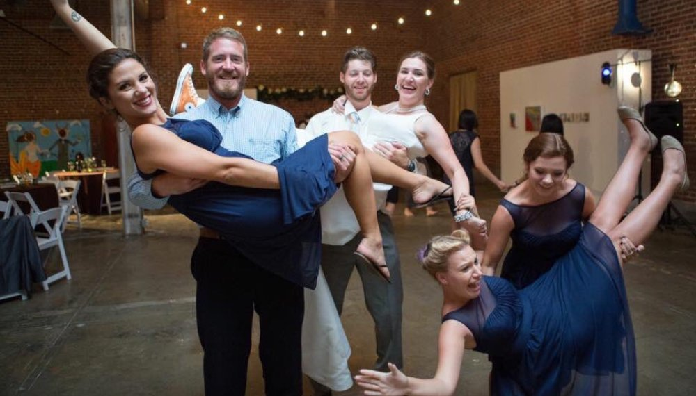 These Hilarious Photos Show Just How Bizarre Weddings Can Be