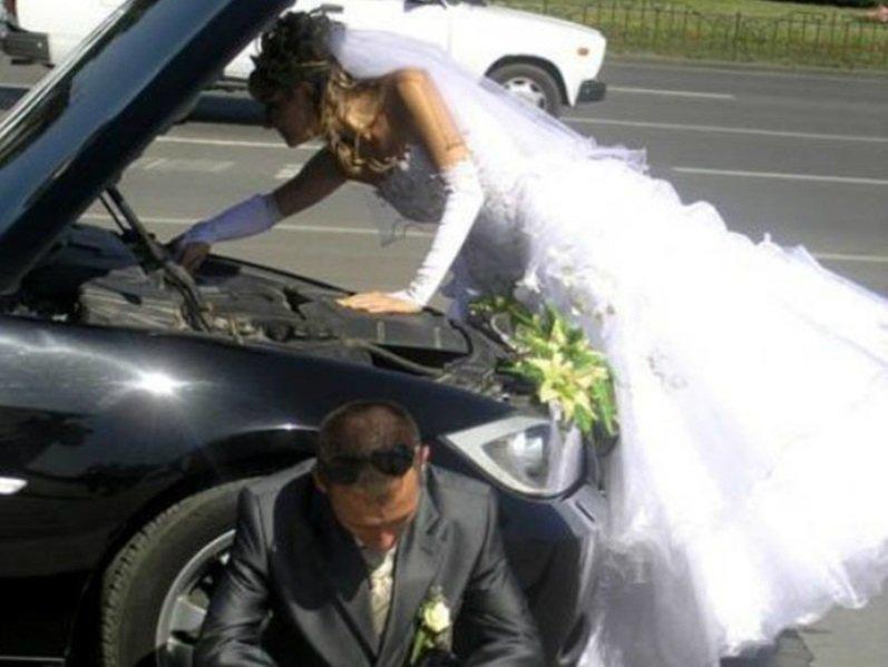 Bride To The Rescue