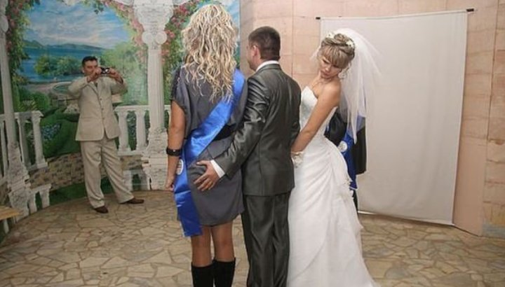 The Shortest Marriage In History