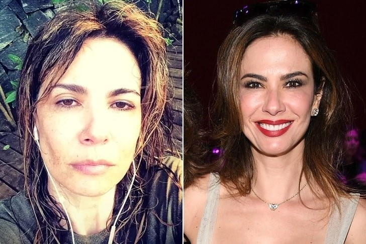Luciana Gimenez– 50 Anos