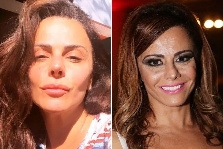 Viviane Araújo – 44 Anos