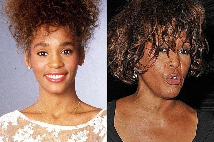 Whitney Houston– Vício