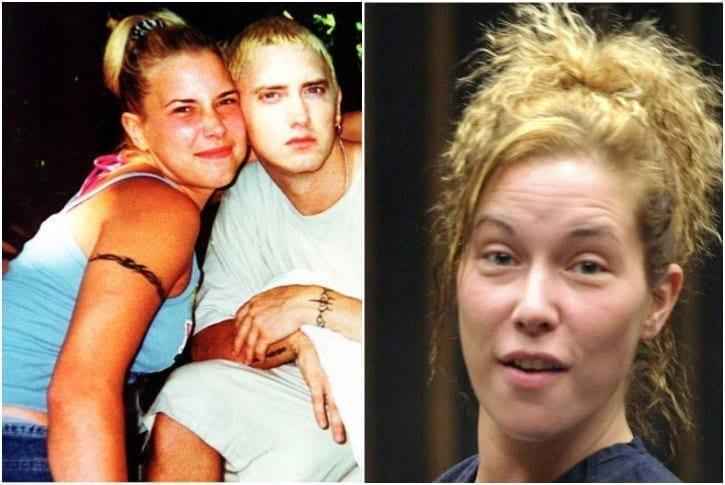 Kimberly Anne Scott –E Sua Relação Conturbada Com Eminem