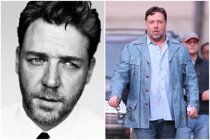 Russell Crowe –E O Vício Em Cigarro