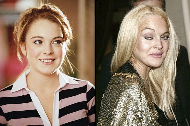 Lindsay Lohan –E O Fim Da Sua Carreira